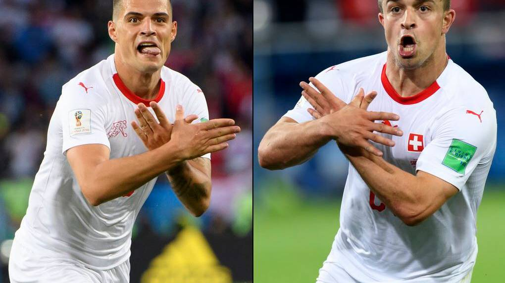 WM2018: Keine Sperre für Lichtsteiner und Co.
