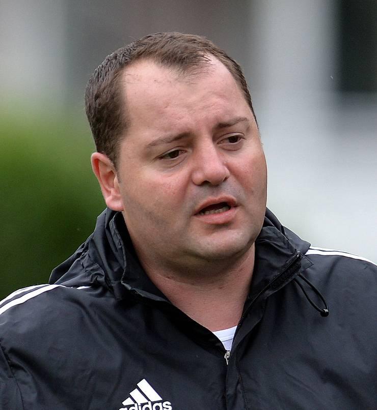 FC Wangen-Trainer Juan Castro