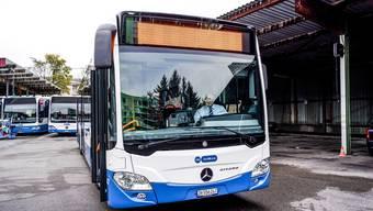 Die Limmatbus AG erhält neue Fahrzeuge