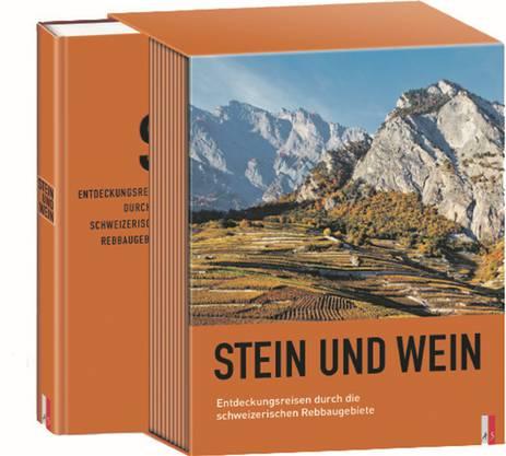 «Stein und Wein», AS-Verlag, 612 S., 98 Franken.