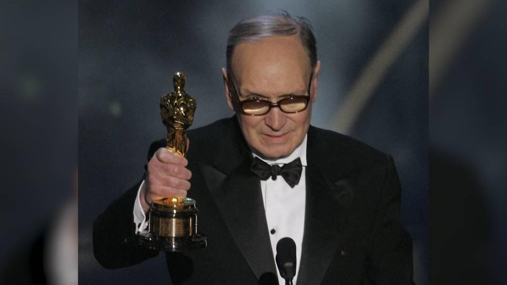 Komponist Ennio Morricone ist tot