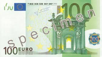 Neue Euro-Banknoten