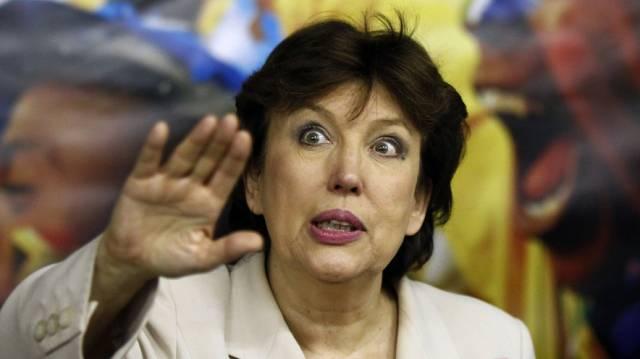 Ex-Sportministerin Roselyne Bachelot
