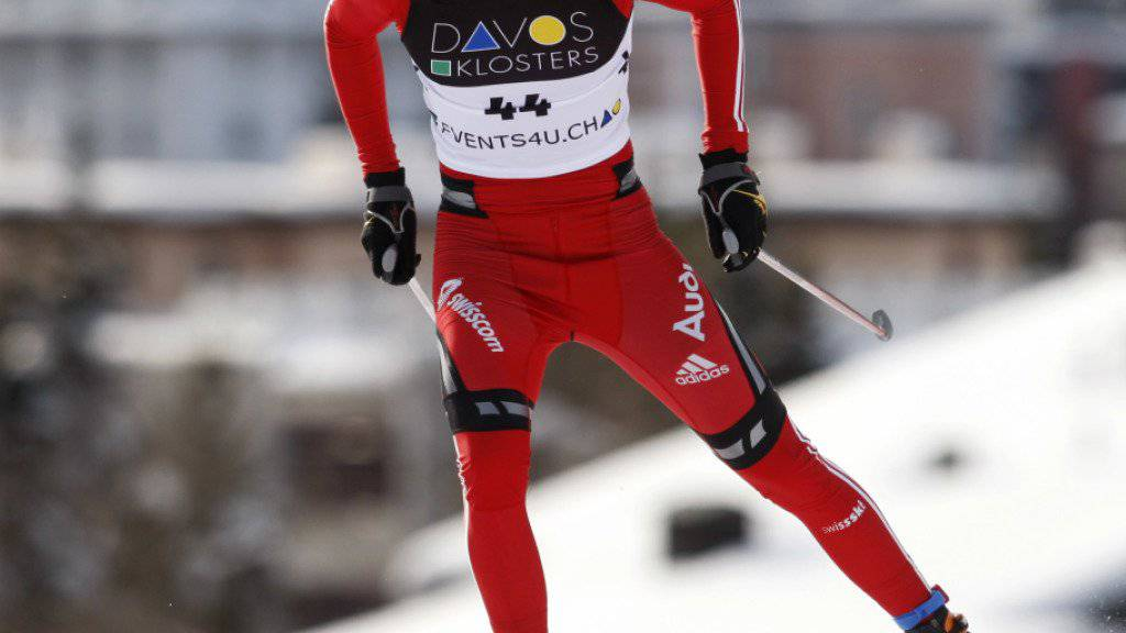 Peter von Allmen steht für Swiss-Ski neu als Trainer im Einsatz
