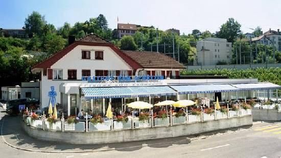 Der Gasthof Schützen in Aarau.