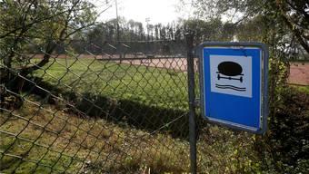 Der Ausbau der Tennisanlage im Oltner Gheid steht auf der Kippe. Der Schutz des dortigen Grundwassergebiets geniesst oberste Priorität.