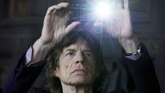 Tiefgründiger Rocker: Rolling-Stones-Sänger Mick Jagger (Archiv)