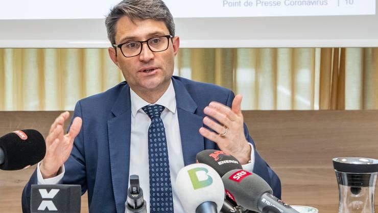 Lukas Engelberger wird ab dem 1. Juni als neuer Präsident der Gesundheitsdirektorenkonferenz (GDK) amten.