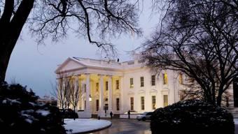 Am Weissen Haus sorgen Sicherheitspannen immer wieder für Aufregung