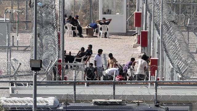 Die Zustände im Lager wurden schon oft von NGOs kritisiert
