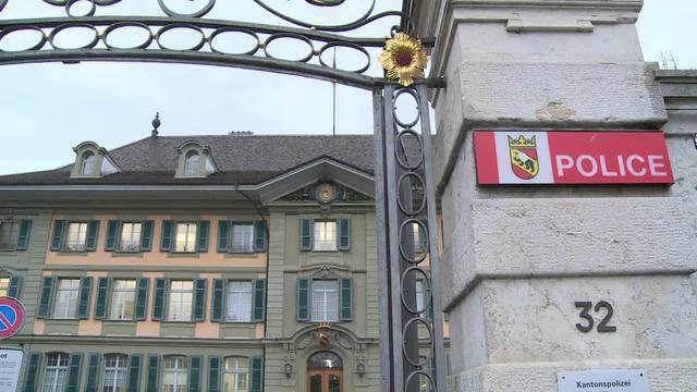 Sicherheitsmassnahmen Bern