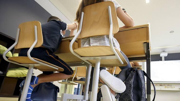 DieBaselbieterInitiative «Niveaugetrennter Unterricht in Promotionsfächern» wird zurückgezogen. (Symbolbild)