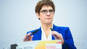 Annegret Kramp-Karrenbauer konnte sich als CDU-Chefin nicht durchsetzen.