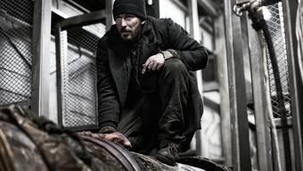 Curtis (Chris Evans) zettelt im Zug – eine mobile Arche Noah – eine Revolte an.