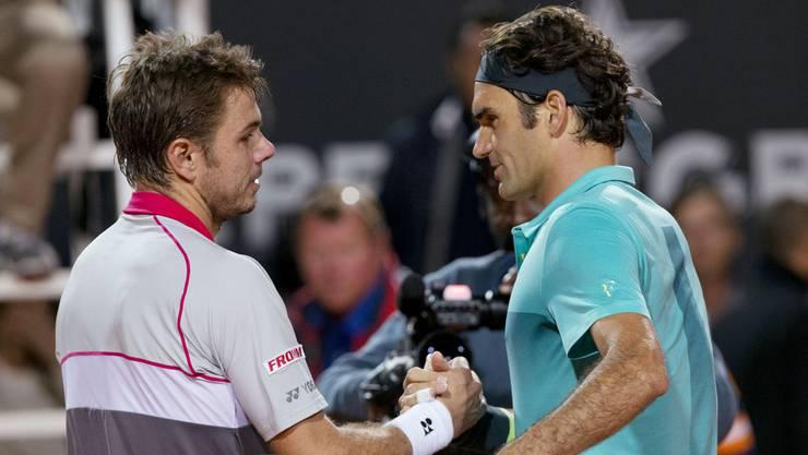 Wawrinka und Federer: Zwei der wohl bekanntesten Tennisspieler treffen im Halbfinal der Australian Open aufeinander.