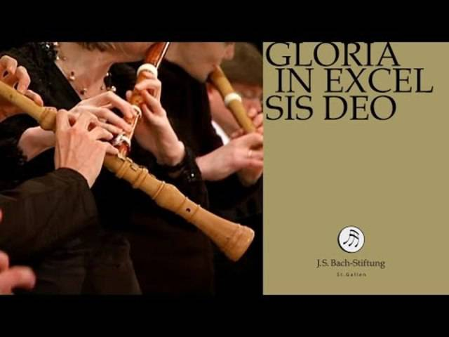 Bachstiftung: J.S. Bach - Cantata BWV 191 Gloria in excelsis Deo | 1 Chorus
