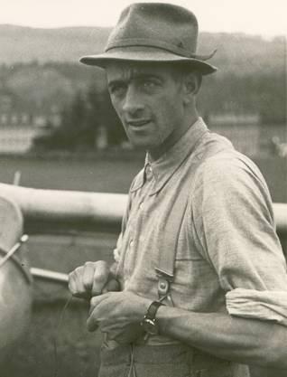 Lokalmatador Fritz Glur landete auf dem zweitletzten Rang.