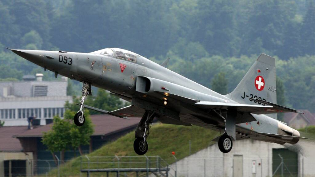 Tiger F-5 dürfen wieder in die Luft