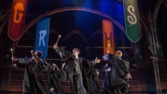 """Wurde in New York als bestes Theaterstück ausgezeichnet: die Produktion """"Harry Potter and the Cursed Child"""". (Archivbild)"""