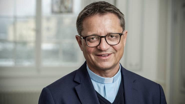 Schöpft Zuversicht aus der biblischen Botschaft: Bischof Felix Gmür.