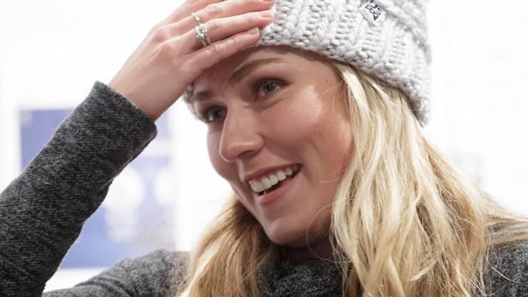 Mikaela Shiffrin bleibt die Frau, die es im Slalom zu schlagen gilt