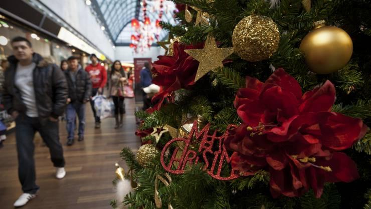 Der Sonntagsverkauf im Aargau kann diesen Dezember zweimal stattfinden.
