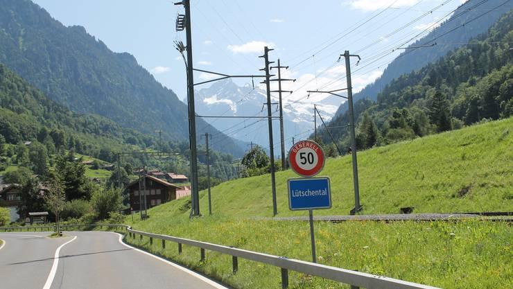 Willkommen in Lütschental, Partnergemeinde von Bettlach
