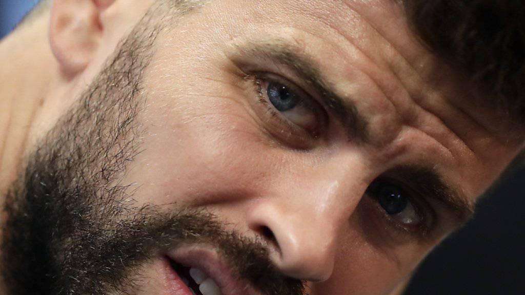 Gerard Piqué muss gut zwei Millionen Euro Steuern nachzahlen