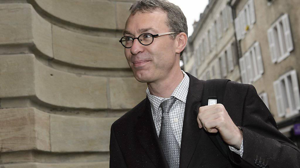 Er hat die Strafanzeige eingereicht: Philip Grant, Direktor der Nichtregierungsorganisation Trial. (Archivbild)