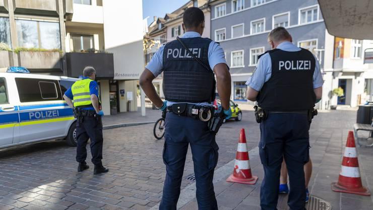 Deutschland hält an den Grenzkontrollen fest - vorderhand.