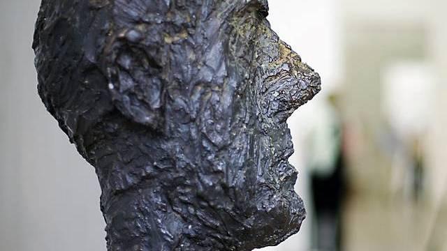 Skulptur von Alberto Giacometti aus dem Jahr 1960