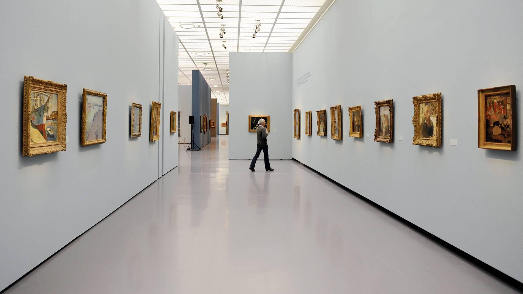 Emil Bührle erkaufte sich eine Kunstsammlung von Weltrang, finanziert durch Waffengeschäfte.