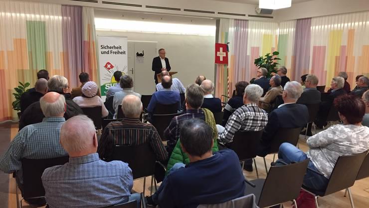 """NR Hans Egloff referierte zur Wintersession: CO2-Gesetz, Urheberrechtsgesetz und Volksinitiative """"Mehr bezahlbare Wohnungen"""""""