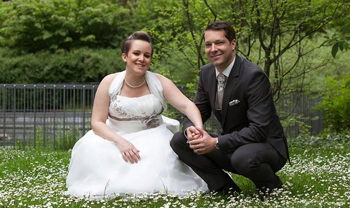 Stephanie und Christoph aus  Niederrohrdorf