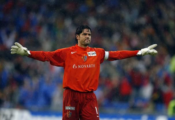 Lange Jahre spielte Zuberbühler für den FC Basel, ehe er 2006 zu West Brom nach England wechselte.