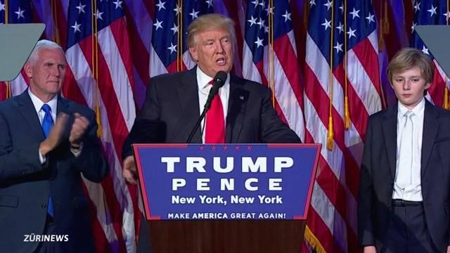 Die wohl überraschendste Präsidentschaftswahl
