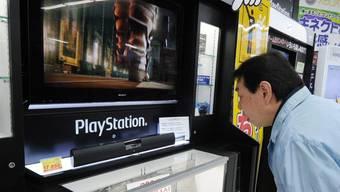 Wegen der Hackerangriffe stoppte Sony zeitweise alle Onlineangebote (Symbolbild)
