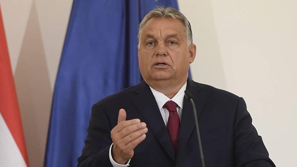 Orban droht mit Austritt der Fidesz-Gruppe aus EVP-Fraktion