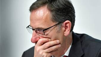 Regierungsrat Mario Fehr.