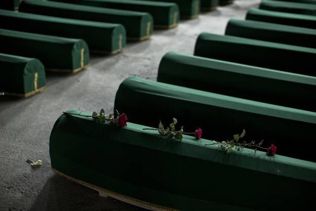 Es war das grösste Massaker in Europa seit dem Zweiten Weltkrieg