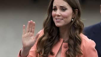 Kate Middleton geht in Mutterschaftsurlaub