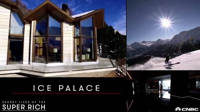 Werfen Sie einen Blick in die St. Moritzer Luxus-Villa, die man für 185 Millionen kaufen kann.