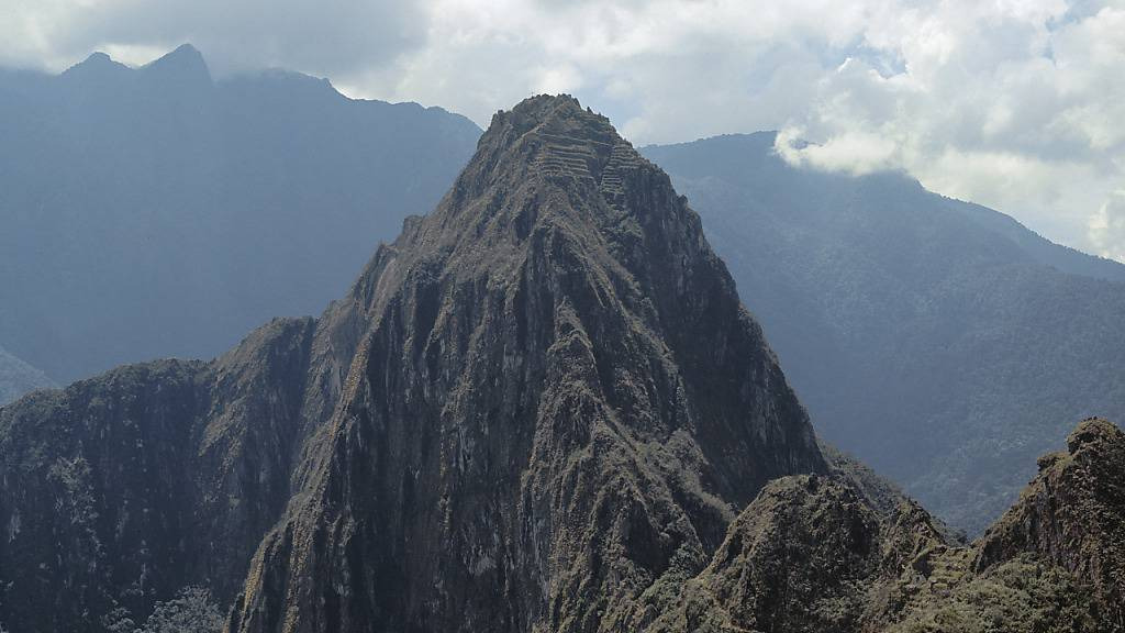 Touristen wegen Beschädigung von Machu Picchu abgeschoben