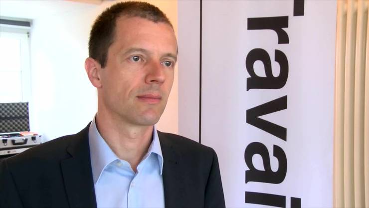 Der Präsident von Travail.Suisse, Martin Flügel