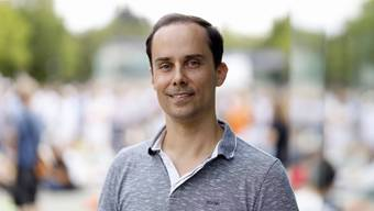 """Samuel Eckert sieht sich als Teil des """"Corona-Widerstandes""""."""
