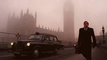 Düstere Zeiten für den Produzenten der Londoner Taxis (Symbolbild)