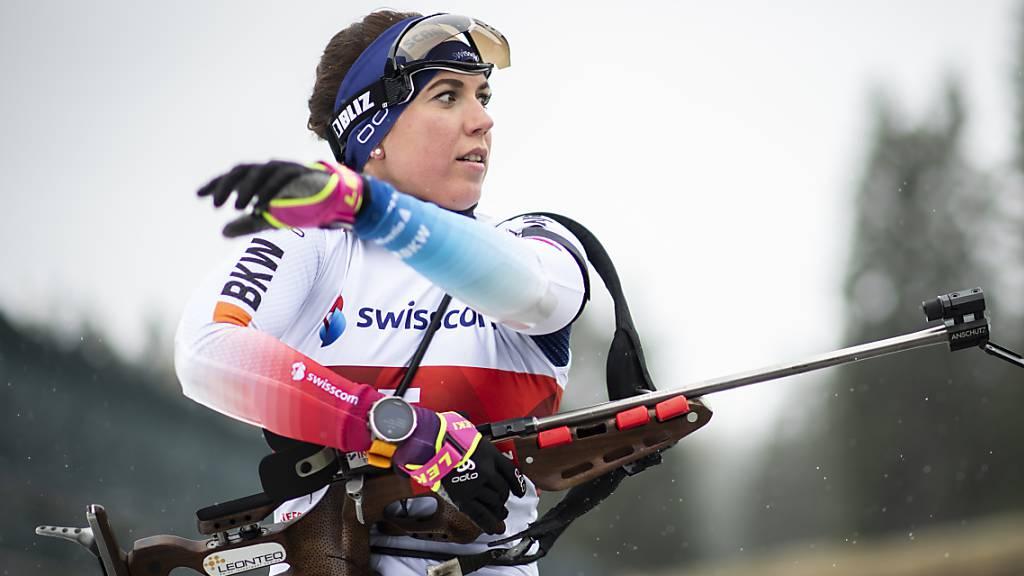Enttäuschung für Lena Häcki