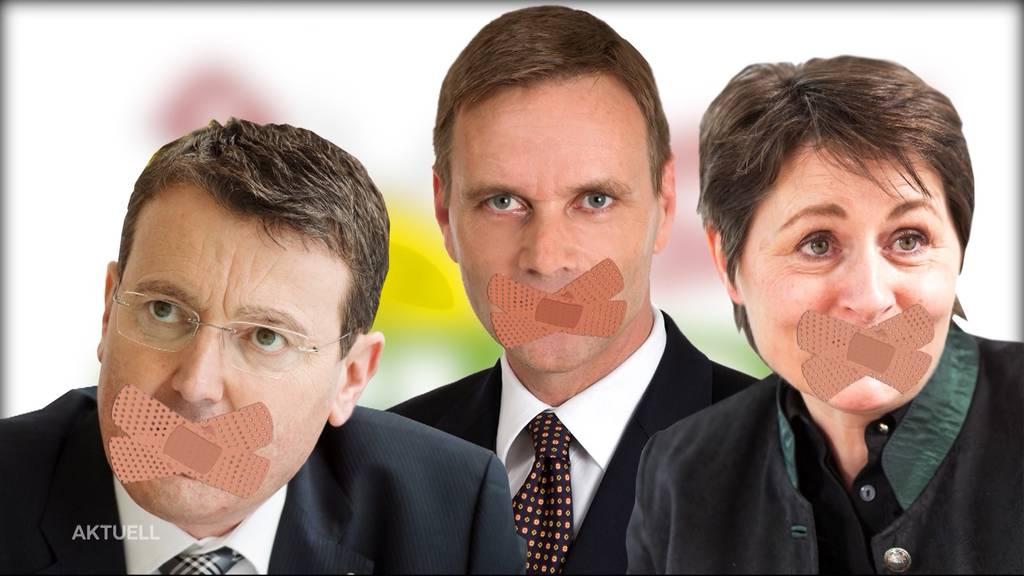 Chaos im SVP-Wahljahr
