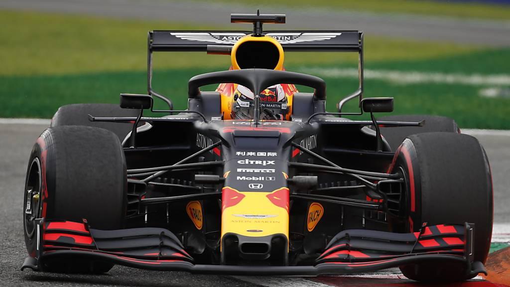 Red Bull baut ab 2022 eigene Motoren
