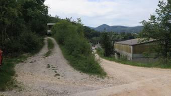 Im ehemaligen Steinbruch fanden Partys statt. Täter und Opfer kannten sich aus einem Motorradclub. (Archivbild)